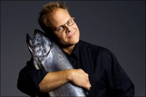 Alton Brown loves fish! I'm inspired! But I prefer my fish filleted.