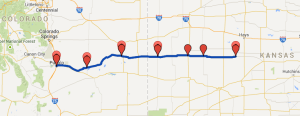 7 TransAm - Pueblo to Alexander