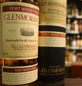 Highland Scotch with a very distinctive color. And absolutely delicious.