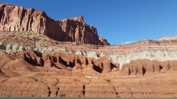 A small taste of Capitol Reef.