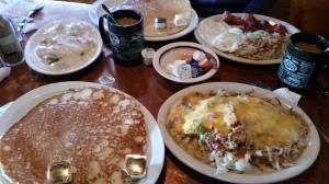 My kind of breakfast!