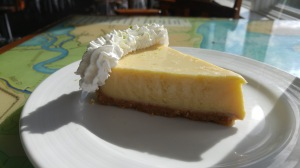 I like pie. Here's some key lime.