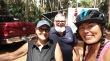 My amazing campground hosts, Judy and Wayne.