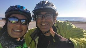 Camino Panaermicano cyclist